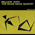 Relaxin' with the Miles Davis Quintet album cover