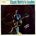 Chuck Berry in London album cover