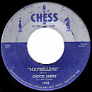 Maybellene 45 single disc