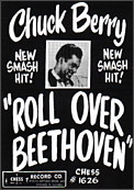 Roll Over Beethoven ad
