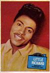 Little Richard card