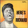 Here's Little Richard album cover
