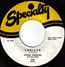 Lucille single lable