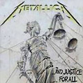 ...And Justice For All album cover