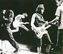 Pearl Jam on stage