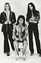 Rush - 1974 group photo