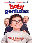 Baby Geniuses movie DVD cover