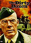 The Dirty Dozen war movie poster