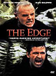 The Edge - 1997 movie DVD cover