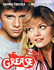 Grease 2 movie DVD cover
