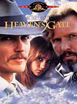 Heavens Gate movie DVD cover