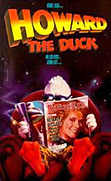 Howard The Duck movie DVD cover