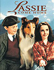 Lassie Come Home movie poster