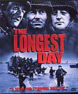 The Longest Day war movie poster