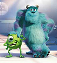 monsters inc. movie scene