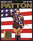 Patton war movie poster