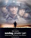 Saving Private Ryan movie DVD cover