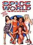 Spice World movie DVD cover