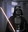 Darth Vader Star Wars movie character