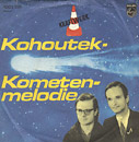 Kohoutek 7 inch single cover from 1973