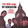 The Who Sings My Generation album cover
