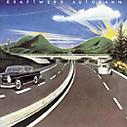 Autobahn - 1974 Kraftwerk album cover
