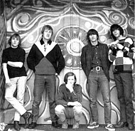 music group Buffalo Springfield