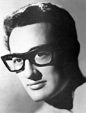 Buddy Holly photo portrait