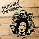 Burnin' album cover