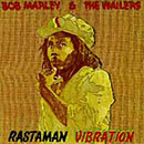 Rastaman Vibration album cover