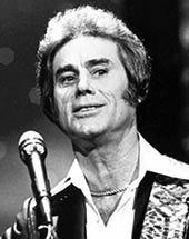 Country music singer George Jones