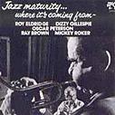 Jazz Maturity album cover