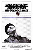 One Flew Over the Cuckoo's Nest movie DVD cover