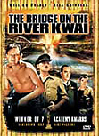 The Bridge on the River Kwai movie DVD cover