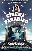 Cinema Paradiso movie poster