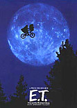 E.T. The Extra Terrestrial movie poster