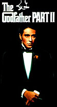 The Godfather part II movie DVD cover