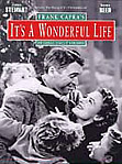 It's a Wonderful Life movie DVD cover