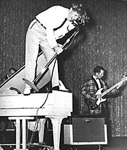 Jerry Lee Lewis on piano 1