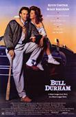 Bull Durham movie DVD cover