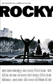 Rocky movie DVD cover