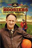 Hoosiers movie DVD cover