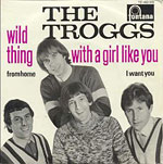 Wild Thing - single cover