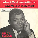 When A Man Loves A Woman single cover
