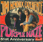 Purple Haze record sleve
