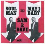 Soul Man record sleve