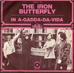 In-A-Gadda-Da-Vida single cover