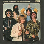 Jumpin' Jack Flash single cover