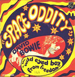Space Oddity single cover