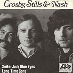 Suite: Judy Blue Eyes single cover